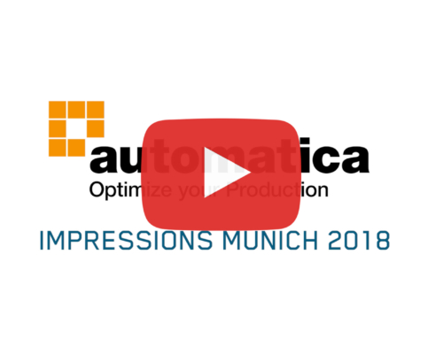 Video imperessions – iMS at Automatica 2018 (Youtube)